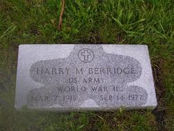 Harry M. Berridge