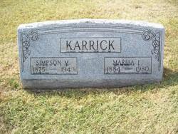 Mariba <i>Fox</i> Karrick
