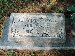 John Steven Ackerman