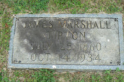 James Marshall Tipton