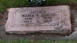 Maria Elizabeth <i>Wells</i> Booth