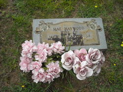 Mae Lillian <i>Haywood</i> Carter