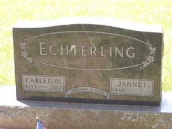 Carleton Echterling