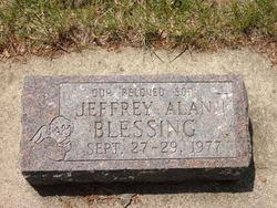 Jeffery Alan Blessing