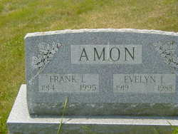 Evelyn I. <i>Kilgore</i> Amon