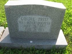 Goldie <i>Beyersdoerfer</i> Fritz