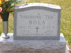 Theodore Ted Bola