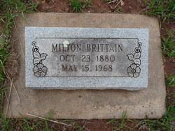 Milton Frederick Brittain