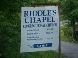 Riddles Chapel Cemetery
