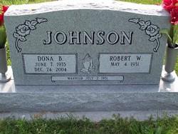 Dona B. <i>Wells</i> Johnson