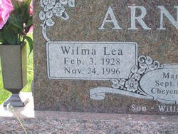 Wilma Lea <i>Capps</i> Arnall