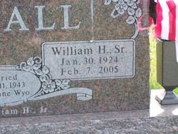 William Herbert Bill Arnall, Sr