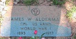 James W. Alderman, Sr