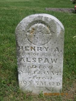 Henry A Alspaw