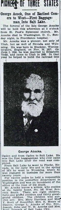 George Acocks