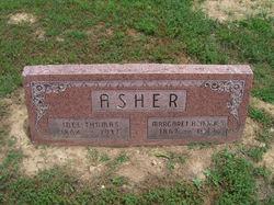 Margaret S. <i>Hendrix</i> Asher