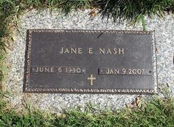 Emma Jane <i>Robinson</i> Nash
