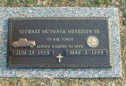 Stewart McShane Meredith, Sr