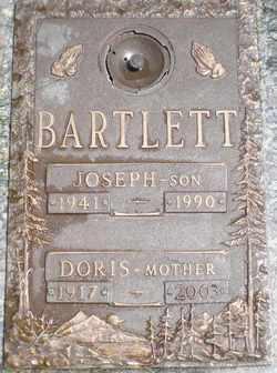 Doris Ellen <i>Parker</i> Bartlett