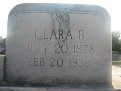 Clara B Adams