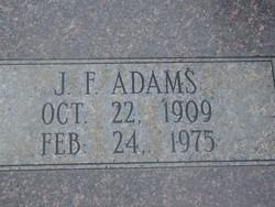 J F Adams