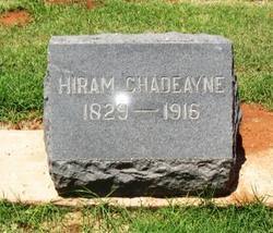 Hiram H Chadeayne