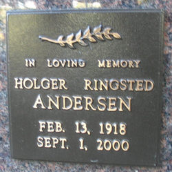 Holger Ringsted Andersen