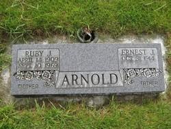 Ruby Jeannette <i>Clark</i> Arnold