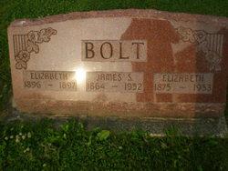 James Sydney Bolt