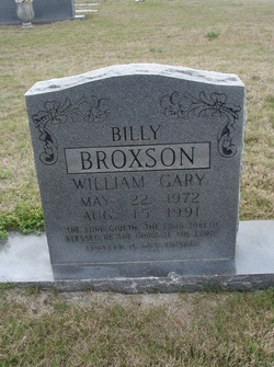 William Gary Bill Broxson