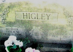 Viola May <i>Mayfield</i> Higley