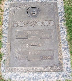 Leslie John Les Hopwood