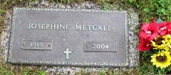 Josephine Jo <i>Keating</i> Metcalf