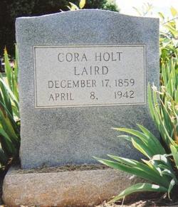Cora <i>Holt</i> Laird