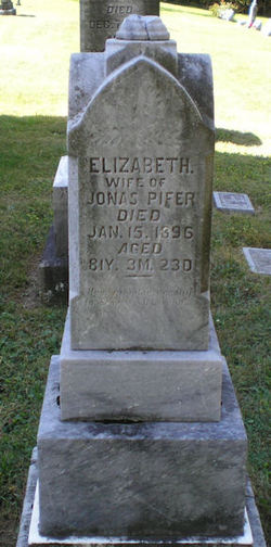 Elizabeth <i>Shetterly</i> Pifer