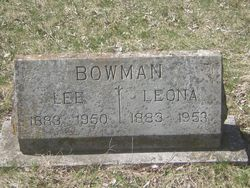 Leona Emmaline <i>Castella</i> Bowman