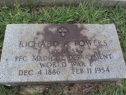 PFC Richard Augustine Powers