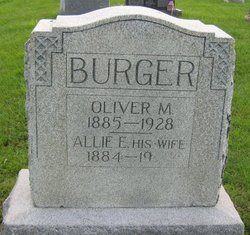 Allie E Burger