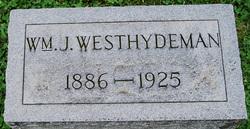 William J Westhydeman