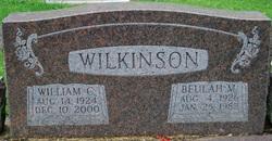 Beulah Marie <i>Alsop</i> Wilkinson