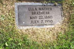 Ella Mather Brashear