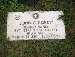 John C. Suskey