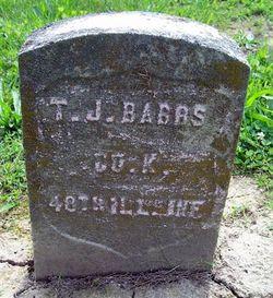Thomas J. Babbs