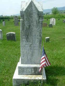 Sgt Cyrus Brindle