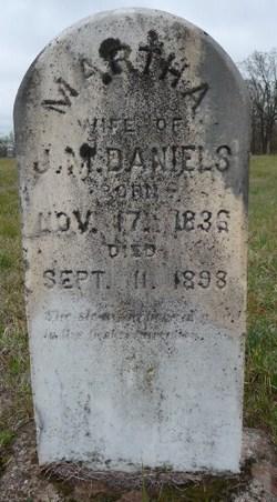 Martha Daniels