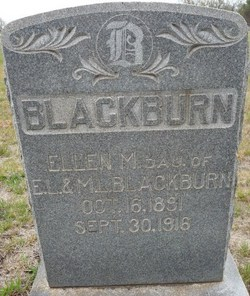 Ellen Blackburn