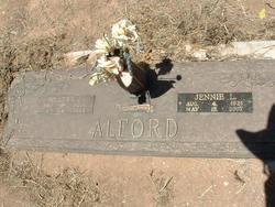 Walter J Alford