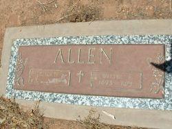 Mildred Millie <i>Spillman</i> Allen