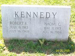 Robert K Kennedy