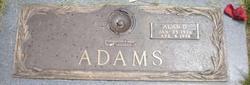 Alan D Adams